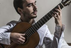 GIACOMO PALAZZESI & TAREK MALKI- Classical guitar encounter