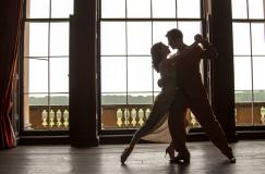 MUSIC OF CHANGES plays 'HISTOIRE du TANGO'