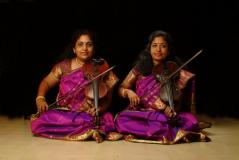 M. LALITHA & M. NANDINI- INDIAN VIOLIN CONCERT