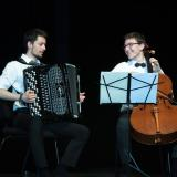 MADE IN BELGIUM- CELLO & ACCORDEON