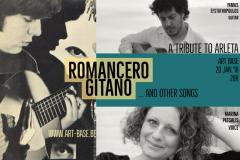ROMANCERO GITANO AND OTHER SONGS- A TRIBUTE TO ARLETA