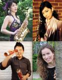 CLASSICAL MUSIC FROM EUROPE & JAPAN - Saxophones, bassoon, piano