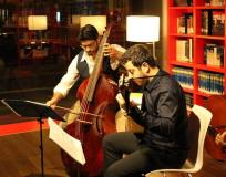 MASSARO-EFSTATHOPOULOS DUO- HISTORICAL DOUBLE-BASS & GUITAR