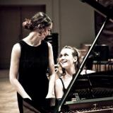 AURELIE FRANCK & LAURIANNE CORNEILLE - Voice and piano duo 'From Berlin to New York'