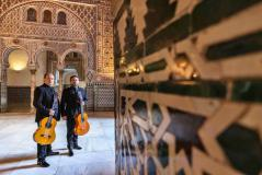 TONIO ANDRADE DUO FLAMENCO GUITAR: MEMORIES OF THE ALCAZAR