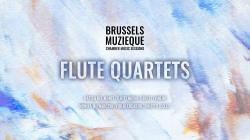 CANCELLED: BRUSSELS MUZIEQUE CONCERT: FLUTE QUARTETS