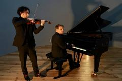 ARÉTHUSE DUO PIANO-VIOLON